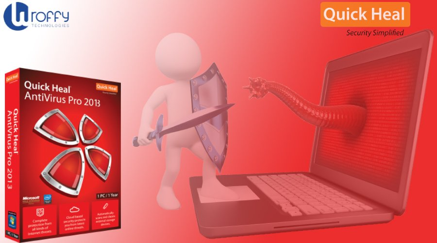 Features of Quick Heal Antivirus for Business | IT Security Solutions
