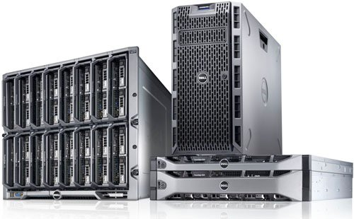 buy Dell PowerEdge Servers