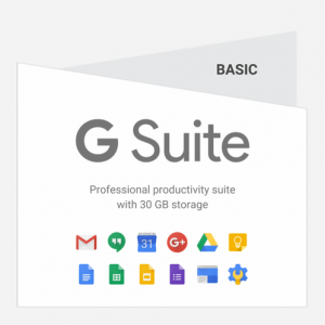 Buy G Suite Basic