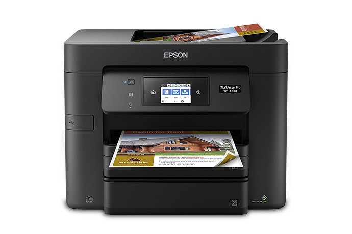 Epson WorkForce Pro Workgroup Printers and All-in-Ones