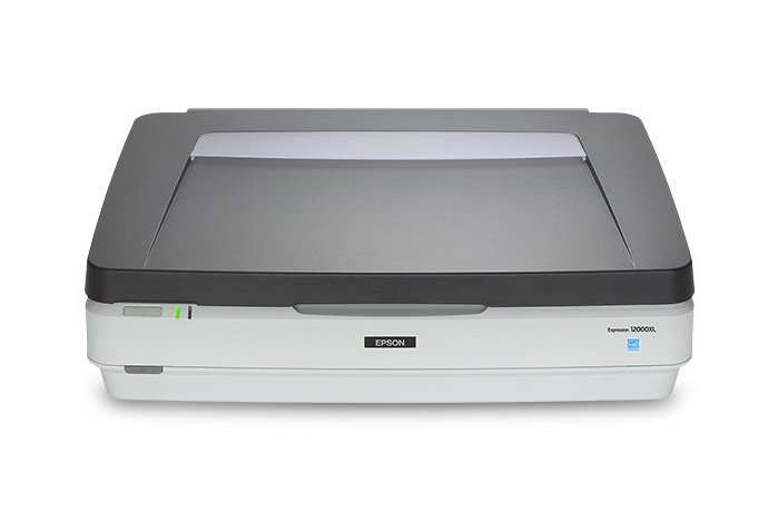 epson Photo and Graphics Scanners