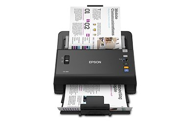 epson scanners for business