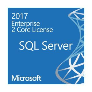 Write a review Write the first review Microsoft SQL Server 2017 Enterprise - license - 2 cores