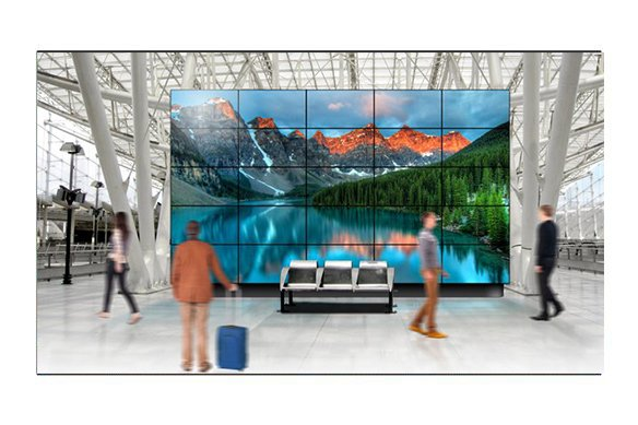 video wall digital signage
