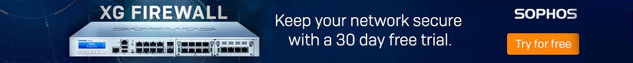 buy sophos xg firewall free trial