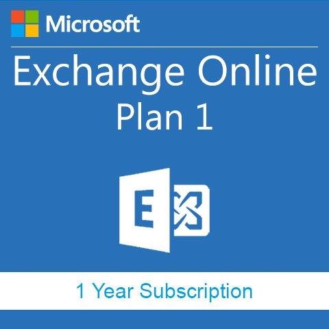 Buy Exchange Online (Plan 1)