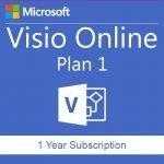 Buy Visio Online Plan 1