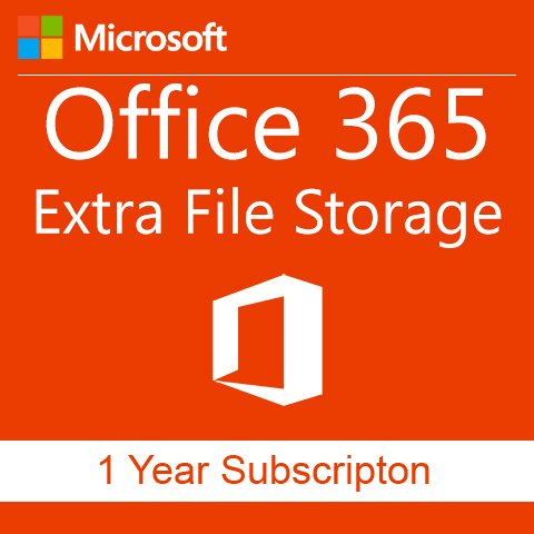 buy office 365 extra space
