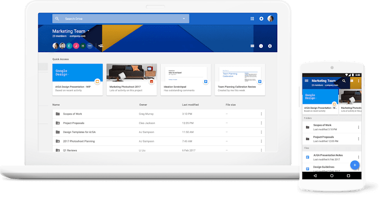 buy google g drive from g suite reseller