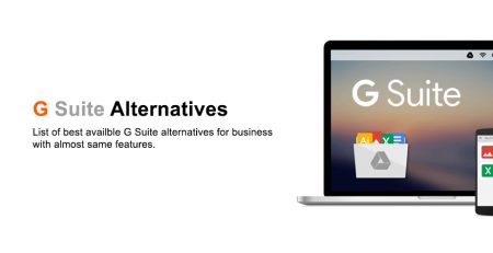 g suite alternatives